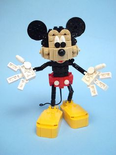 Happy Birthday Mickey! — BrickNerd - Your place for all things ...