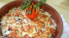 Paleo, Falafel, Mashed Potatoes, Cauliflower, Meat, Chicken, Vegetables, Ethnic Recipes, Food