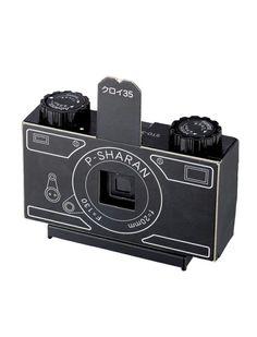 DIY Pinhole Camera Kit