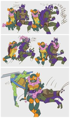 Ninja Turtles Art, Teenage Mutant Ninja Turtles, Cute Drawlings, Tmnt Comics, Super Mario Art, Tmnt 2012, Cartoon Shows, Fan Art, Wattpad