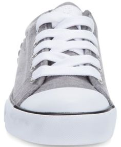 G by GUESS Oona Sneakers $39.99 Easy with a glam edge. The Oona sneakers from G by GUESS are crafted in a soft fabric with pyramid studs at the side.