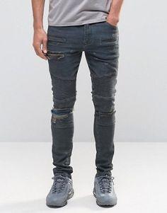 Men's jeans & denim | Skinny jeans, vintage & bootcut jeans | ASOS ...