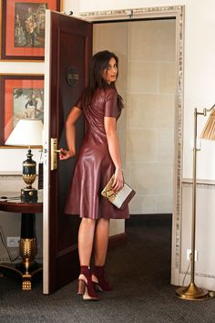 Bordeaux Napoléon – Mode by Malika Ménard
