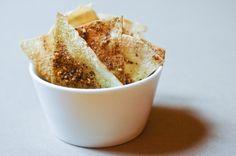 Zaatar Pita Chips Recipe on Chocolate & Zucchini