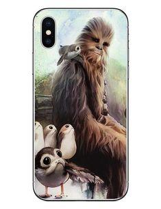 Star Wars The Last Jedi Chewbacca & Porgs Poster Star Wars Meme, Star Wars Film, Star Wars Holonet, Theme Star Wars, Star Wars Quotes, Star Wars Gifts, Star Wars Poster, Star Wars Fan Art, Star Wars Art