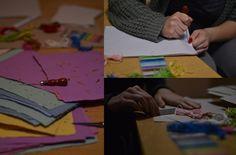 #handmade #paper #sketchbook #craft