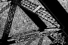 Patricia Mado  Harbour Bridge - 2007 Bridge, Louvre, My Arts, Bridges, Attic, Bro