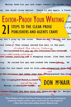 """Editor-Proof Your Writing 