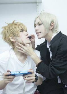 "yaoi-blcd: "" 19 days cosplay 贱贱@i-kaguya赫夜 炸毛@-82- 摄影@Mr_眼镜A, translated by yaoi-blcd *'date' (约么) is pretty much chinese slang for 'wanna fuck?' """