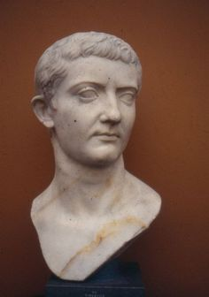 ~Tiberius, the adopted son of Roman Emperor Augustus, never aspired to follow in his stepfather's footsteps -- that path was chosen by his domineering mother, Livia. His 23 year reign as emperor (14 CE to 37 CE) would see him estranged from his controlling mother and living in self-imposed exile from the duties of running an empire~