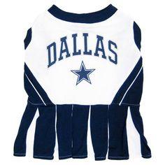 Dallas Cowboys Cheerleader Uniform