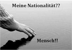 Meine Nationalität...