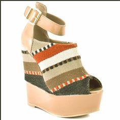 Sale Steve Madden Kennyya Blush Fabric