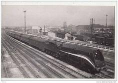 Forums LR PRESSE • Voir le sujet - 1956/1970 RAMES INTERNATIONALES SUR LE NORD Old Trains, Steam Engine, Steam Locomotive, Europe, Steamers, France, Chapelle, Pictures, Iron