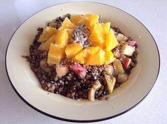 Treinos Culinários: Lentilhas Aromatizadas com Fruta