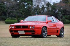 Maserati Shamal Campana Prototype