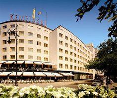 Superb Kempinski Hotel Bristol Berlin