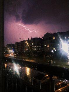 Home lightning home 🌚