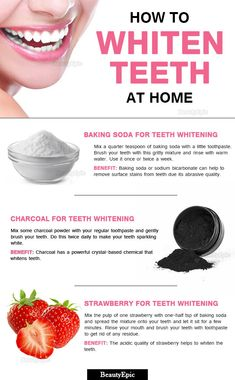how to whiten teeth at home how to whiten teeth with lemon how to whiten teeth with baking soda Whitening products are notorious for causing intense tooth sensitivity, but not these. We found the best teeth whitening products for a whiter, brighter smile. Baking Soda Teeth, Baking Soda Shampoo, Baking Soda Tooth Whitening, Teeth Whitening Remedies, Natural Teeth Whitening, Skin Whitening, Whitening Kit, Tooth Sensitivity, Receding Gums
