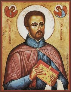 St. Francis Xavier, pray for us!