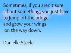 leap of faith danielle steel quotes images