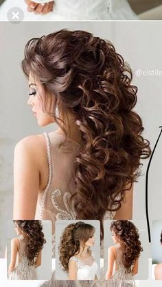 Indian actress hairstyles Bollywood hairstyles for Long Hair Our Indian beauty expert has gone to gr Fancy Hairstyles, Bride Hairstyles, Ponytail Hairstyles, Hairstyles For Long Hair Wedding, Maquillage On Fleek, Hair Extensions Prices, Pagent Hair, Bollywood Hairstyles, Medium Hair Styles