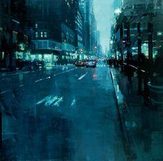 L'impressionismo contemporaneo di Jeremy Mann   Arte