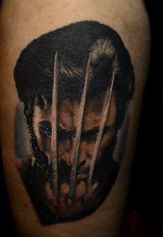 Logan tattoo