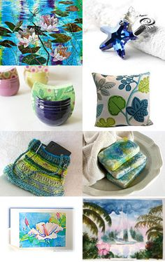 Tropical Isle Weekend by Carol Schmauder on Etsy--Pinned with TreasuryPin.com