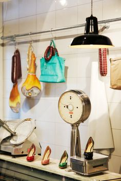 Concept Fashion Group flagship store by King George Brussels