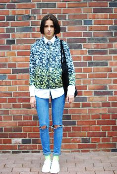 #floral street style