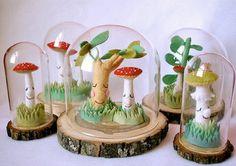 Little Tree Terrariums by My Paper Crane's Heidi Kenney