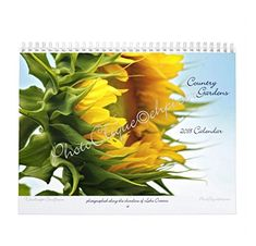 Items similar to Country Gardens - 2019 Monthly Calendar / Wall Art / Featuring Floral & Nature Images / Fine Art Photography on Etsy Monthly Calendar 2018, Calendar Wall, Nature Images, Fine Art Photography, Best Gifts, Gardens, Wall Art, Country, Floral