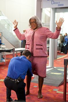 Tyler Perry's Madea's Witness Protection Gotta see it!!1