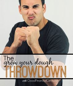The Grow Your Dough Throwdown -  Showing how easy it is to invest $1,000 online and get started investing.  Perfect for newbies!
