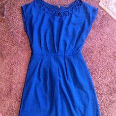 ☀️REDUCED☀️Blue dress Never worn Dresses