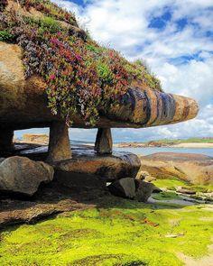 Un lugar que enamora  vía @lorena_otero_portela #ALanzada #RíasBaixas #Galicia #SienteGalicia    ➡ Descubre más en http://www.sientegalicia.com/