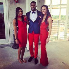 NXT's best dressed 👌@billiekaywwe @montezfordwwe 💋