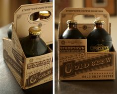 Stumptown Coffee Roasters Cold Brew Coffee
