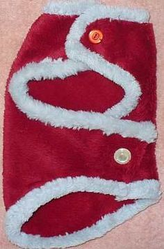 Free Dog Coat Patterns