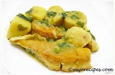 Taro/Colocasia/Kochu with fish recipe #indian