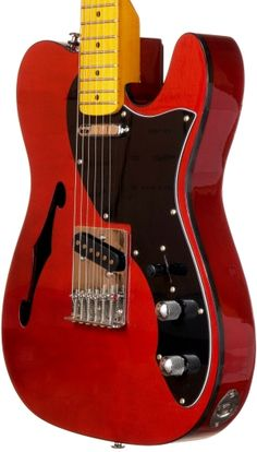 Red Telecaster Thinline