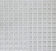 GRAY CLEAR GLASS 3D Mosaic tile Square WALL KITCHEN&BATHROOM - 70-0204| 10 sheet