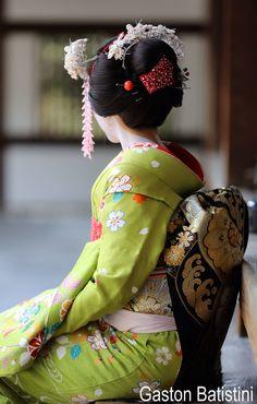 Japanese Beauty, Japanese Fashion, Asian Fashion, Asian Beauty, Japanese Theme, Japanese Culture, Geisha Art, Art Asiatique, Turning Japanese