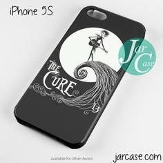 The Cure Poster Phone case for iPhone 4/4s/5/5c/5s/6/6 plus