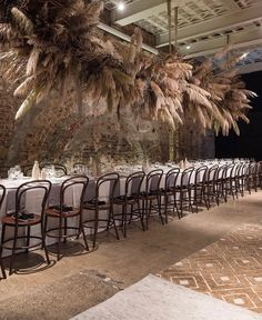 Likes, 57 Comments - My Violet Floral Wedding, Wedding Flowers, Luxe Wedding, Grass Decor, Flower Installation, Winter Wedding Decorations, Deco Floral, Pampas Grass, Ceremony Backdrop