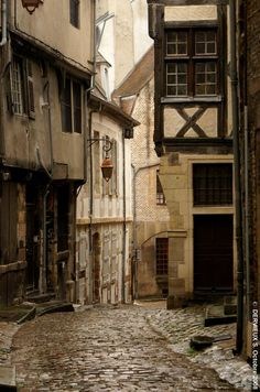 Moulins ~ Allier, France