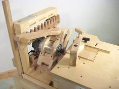 dovetail joints with the pantorouter