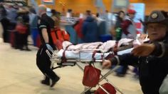 """An Air Canada flight headed from Shanghai to Toronto has been diverted to Calgary. A local EMS official said a flight has reported """"multiple injured patients aboard."""""""