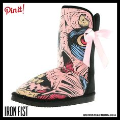 Blog - Iron Fist Pinterest Graphics $45